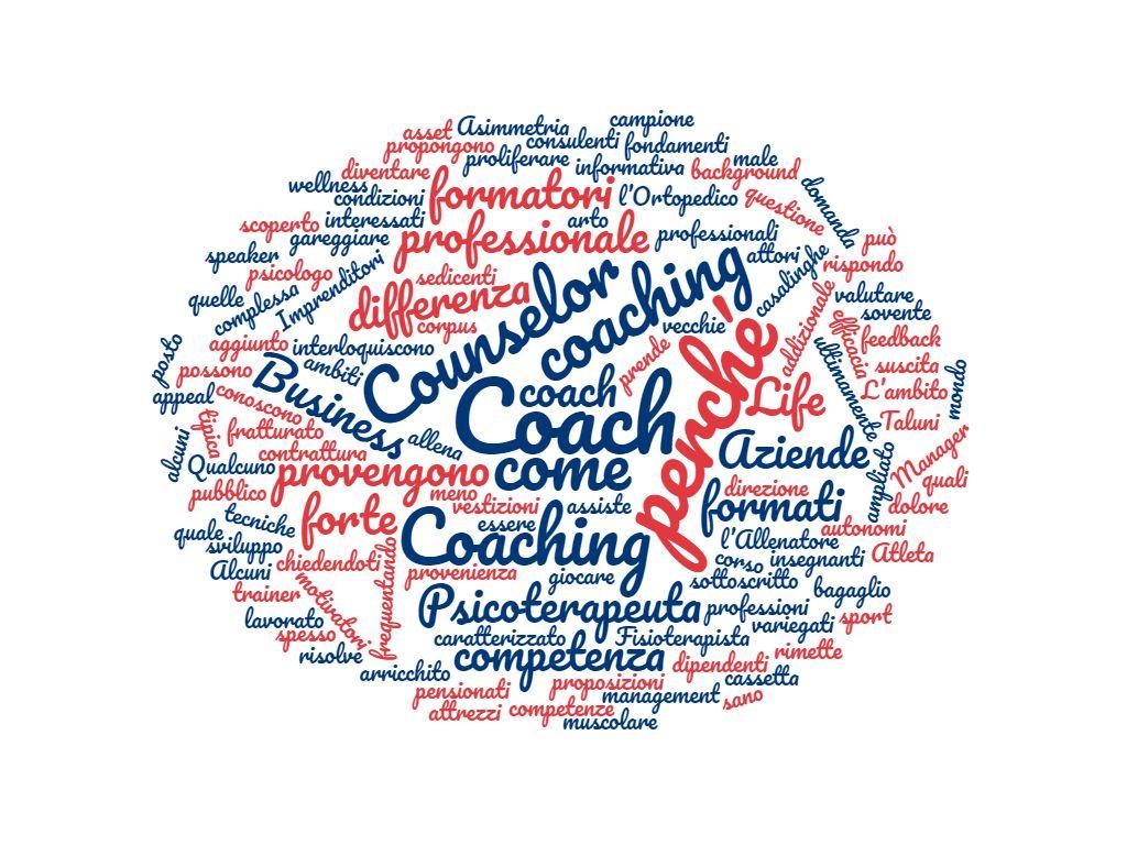 Identikit del coach