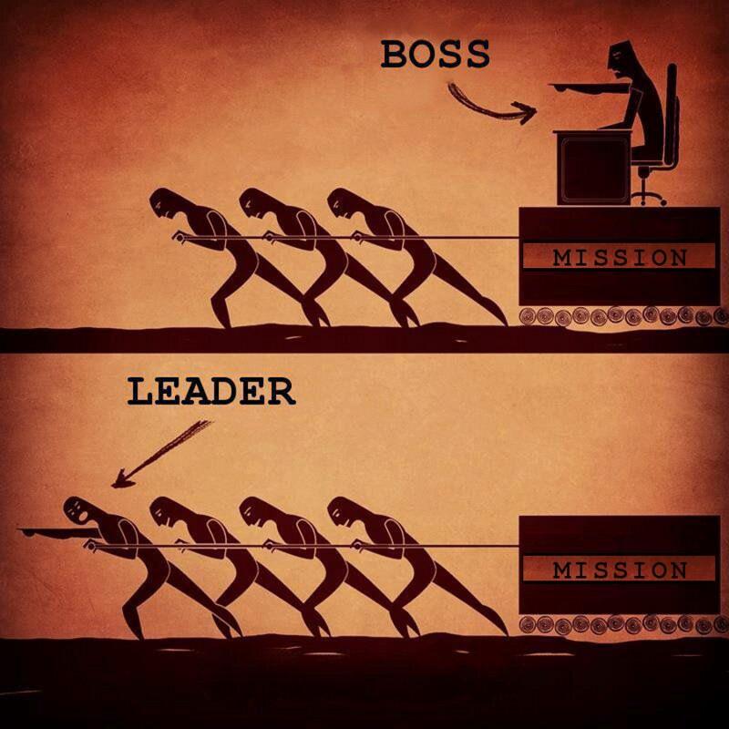 Gestire un capo arrogante (o difficile o incompetente)